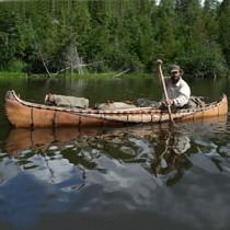 Erik Simula - Birchbark man
