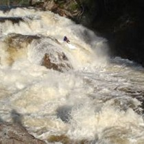 Moose River Rapids
