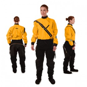 GORE-TEX® Front-Entry dry-suit (droogpak) (drop-seat) - Dames