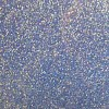 Glitter in blauw bovendek